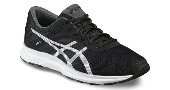 asics fuzor Shoe Men Black/White/Dark Steel